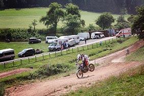 IGE Mernes 2015: Niklas Wagner, Stromausfall im Sprung, Motor aus / AMC Bad Windsheim