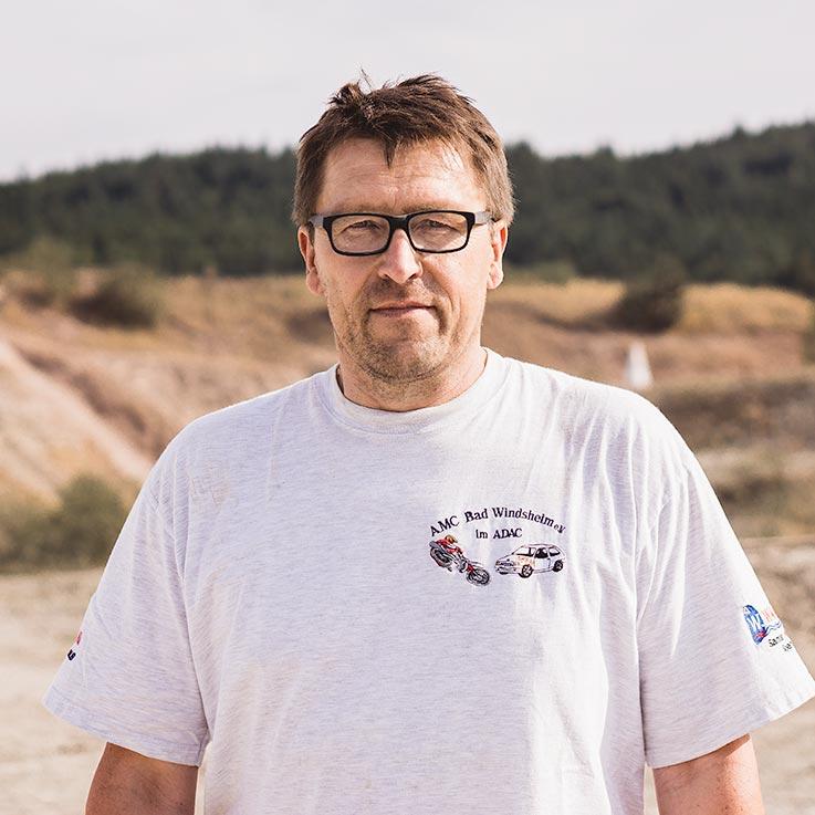 Werner Geißbauer, 2. Vorstand AMC Bad Windsheim im ADAC e.V.