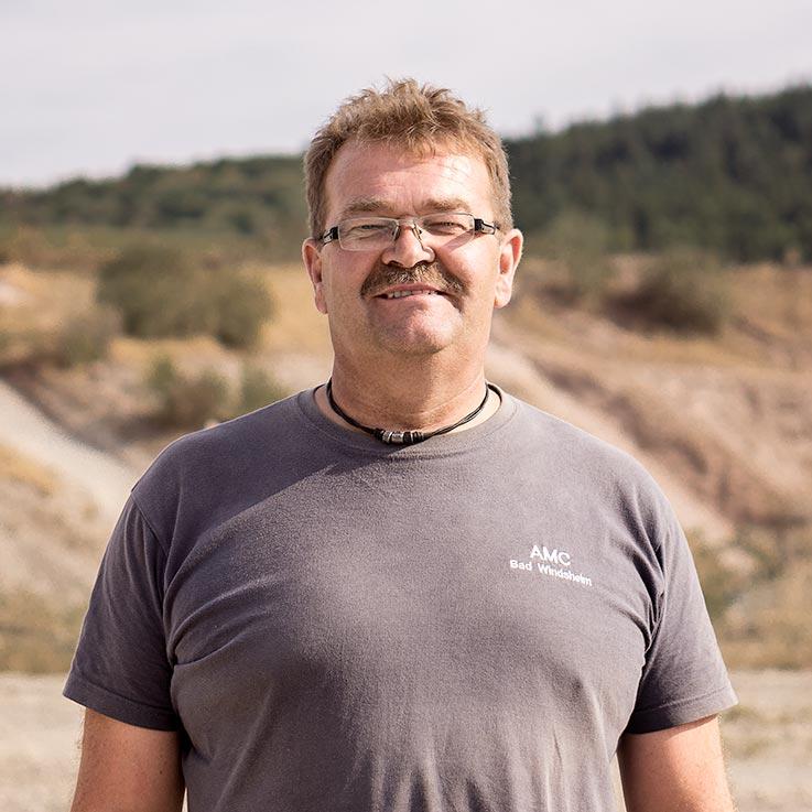 Dirk Wagner, 1. Vorstand AMC Bad Windsheim im ADAC e.V.